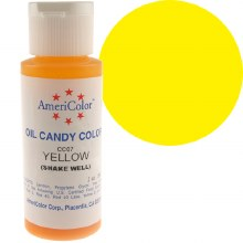 AmeriColor Candy Color: Yellow 2 Oz