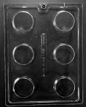 Life of the Party Plain Cookie Mold