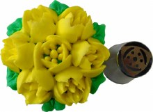 ATECO Tip #244 Tulip Type Flower