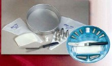 ATECO 14 Pc Cake Decorating Set