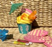 Supply Kit Boozy Cupcake