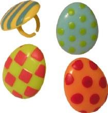 Easter Egg Rings/12
