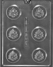 Life of the Party Tree Cookie Mold