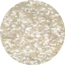 CK Product Edible Glitter White 1oz.