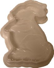 CK Product Standing Bunny Direct Pour Box