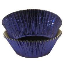 CK Product Baking Cups: Blue Foil/48