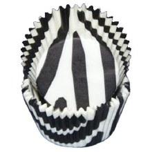 CK Product Baking Cups: Zebra 35/pkg.