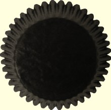 CK Product Baking Cups: Black