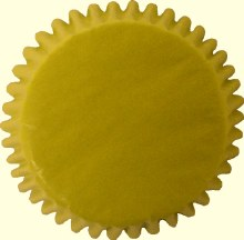 CK Product Baking Cups: Yellow/100