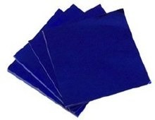 Royal Blue 4x4 Foils 1000/pkg