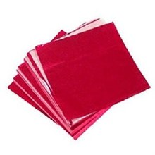 CK Product Red 4x4 Foils 125/pkg