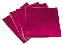 CK Product Fushia 4x4 Foils 125/pkg