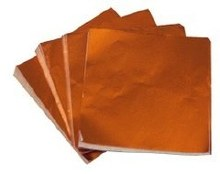 CK Product Orange 4x4 Foils 125/pkg