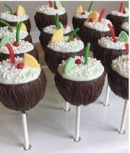 Supply Kit Coconut Cake Pop