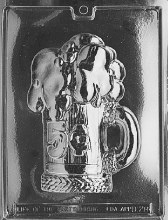 Life of the Party 5 Cent Beer Mug