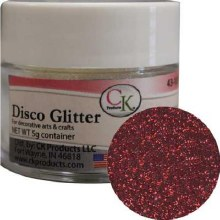 CK Product American Red Disco Dust 5 Gr