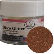 CK Product Burnt Orange Disco Dust 5 Gr