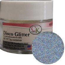 CK Product Hologram Silver Discodust 5 Gr