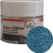 CK Product Ice Blue Disco Dust 5 Gr