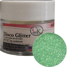 CK Product Green Rainbow Disco Dust 5gr