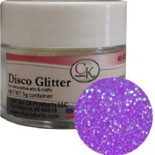 CK Product Purple Rainbow Disco Dust 5gr