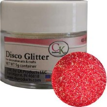 CK Product Red Rainbow Disco Dust 5gr