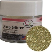 CK Product Soft Gold Disco Dust 5gr