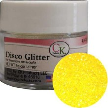 CK Product Yellow Citrine Disco Dust 5 Gr