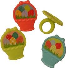 Easter Basket Rings