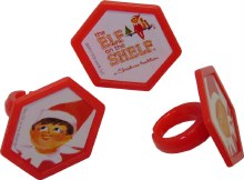 Elf On The Shelf Rings
