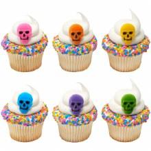 Sugar Skull Asst 6pk