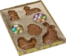 Duerr Packaging Easter Basket Box