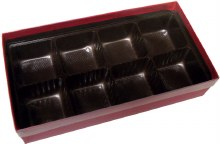 Duerr Packaging 8 Cavity Strawberry Box