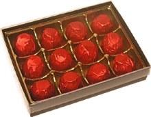 Duerr Packaging 12 Pc Bon Bon Candy Box