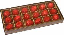 Duerr Packaging 18 Pc Bon Bon Candy Box