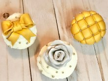 Supply Kit Fondant Cupcakes