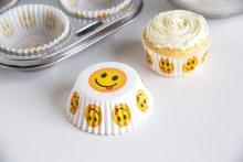 Emoji Baking Cups 50/pkg.