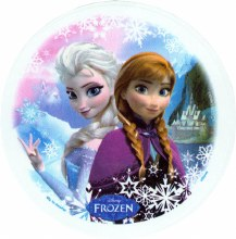 Disney's Frozen Edible Image