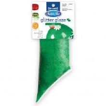 Green Lime Glitter Glaze 8.8oz