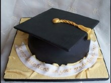 Supply Kit Grad Cake