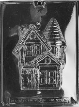 Life of the Party Haunted House (piece 1)