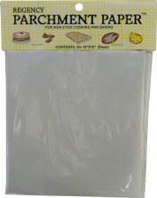 Precut Parchment Sheets 12x16'