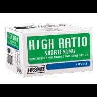 High Ratio Shortening