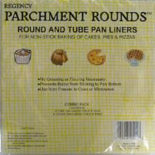 Pre-cut Parchment Combopack12p