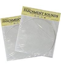 8' Parchment Rounds