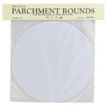 Parchment Circles 10'