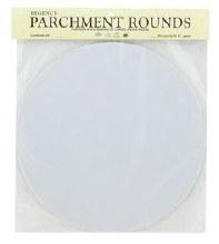 Parchment Circles 12'