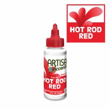 Artisen Accents Hot Rod Red