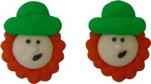 Leprechaun Icing Decorations