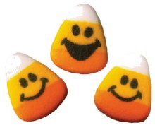 Sugar Decorations: Candy Corn